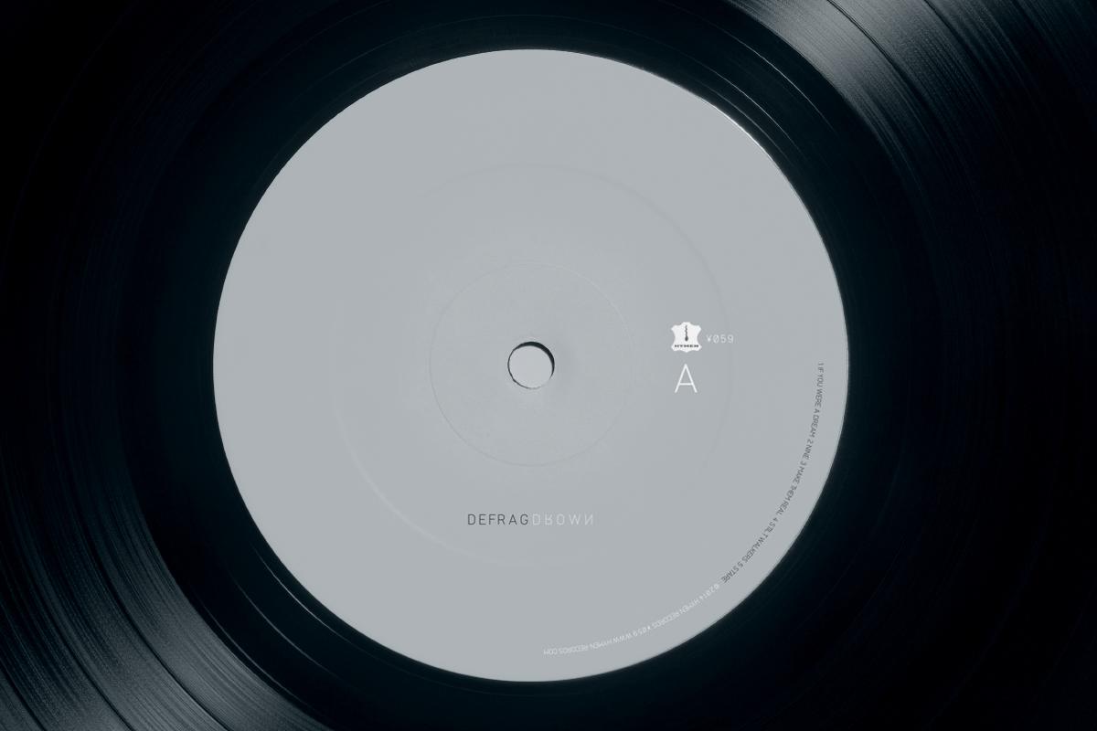 DefragDrown_VinylRecord