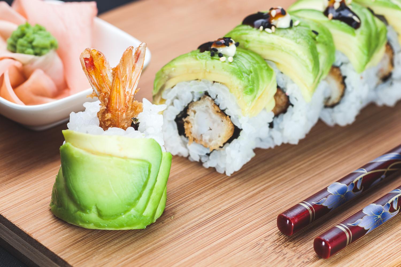 Food: Sushi